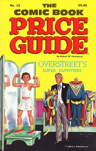 Pop Culture Meets Reality on Overstreet Cover