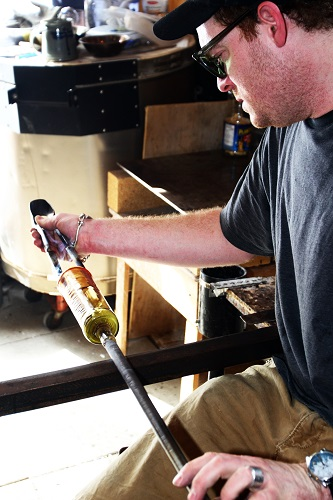 Blowing New Life into Old Glass