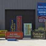 A Primer for Collecting Advertising Signs