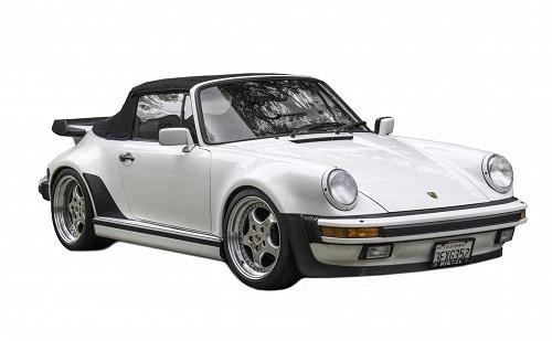 Gavels 'N Paddles: 1987 Porsche 911 Turbo, $79,500, Ahlers & Ogletree