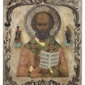 Gavels 'N Paddles: 19th century Russian icon, $17,080, Crescent City