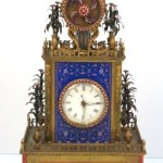 Gavels 'N Paddles: Chinese automaton clock, $526,750, S & S Auction