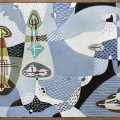 Gavels 'N Paddles: Ford late-surrealist work, $95,200, Clars Auction