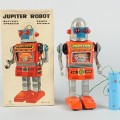 Gavels 'N Paddles: Jupiter Robot with box, $36,000, Morphy Auctions