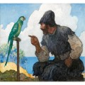 Gavels 'N Paddles: N. C. Wyeth painting, $353,000, Freeman's