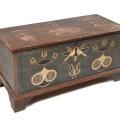 Gavels n' Paddles: 1800 Spitler blanket chest, $356,500, Jeffrey S. Evans