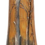 Gavels n' Paddles: Daum Nancy art glass vase, $12,000, Woody Auction