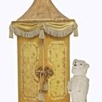 Gavels n' Paddles: Dior perfume bottle, $66,000, IPBA Auction