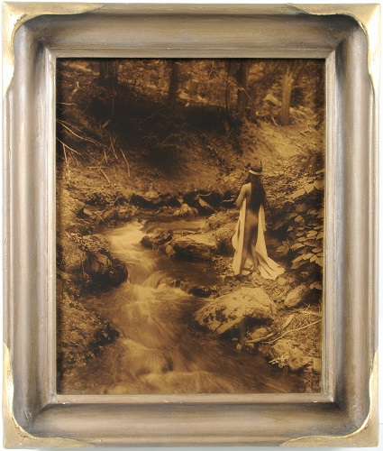 Gavels n' Paddles: Edward Curtis orotone, $6,400, Schwenke Auc.