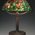 Gavels n' Paddles: Tiffany Tulip table lamp, $35,197, James D. Julia