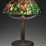 Gavels n' Paddles: Tiffany Tulip table lamp, $35,197, James D. Julia