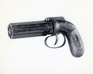 The Iconic Pepperbox Revolving Pistol