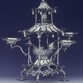 To Entertain Polite Company: Stylish Silver for the Tabletop