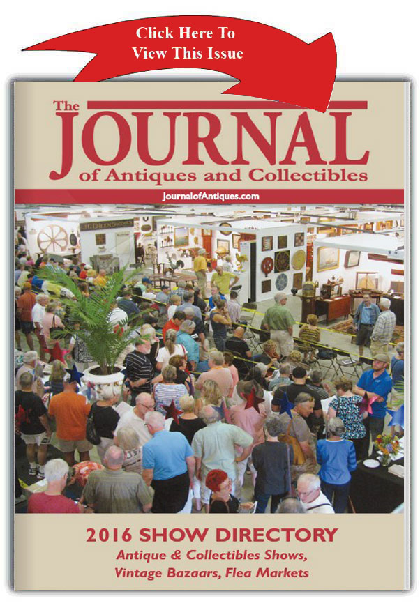 2016 Show Directory. Antique and Collectibles Shows, Vintage Bazaars, Flea Markets
