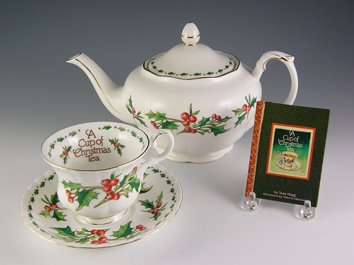 Come Fill The Cup: Christmas Bone China