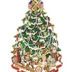 Thirty-five Years of White House Christmas History