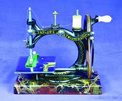 A Brief History of the Sewing Machine
