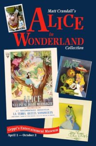 Matt Crandall's Alice in Wonderland Collection Now at GEM