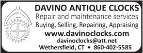 Davino Antique Clocks