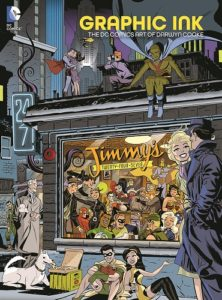 Even in Passing, Darwyn Cooke Delivered