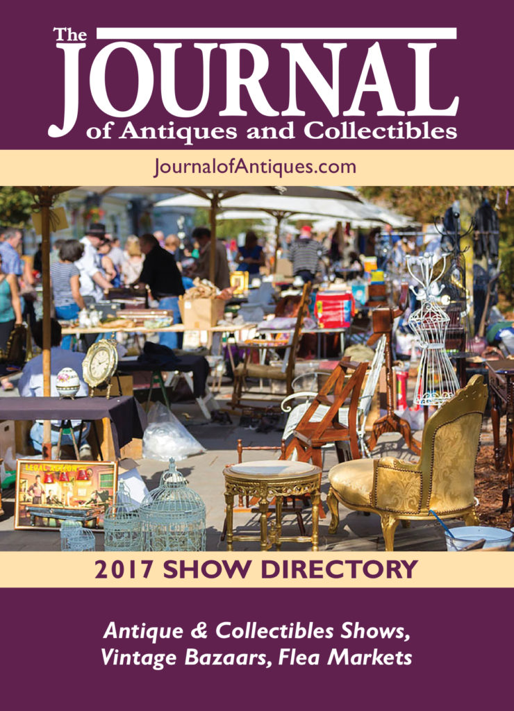 Journal of Antiques - 2017 Antique Show Directory