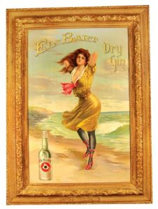 Antique Advertising at Auction: When Color Became King