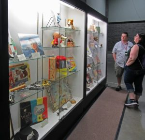 Geppi's Entertainment Museum Goes on Tour