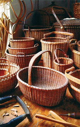There Once was a Basket from Nantucket