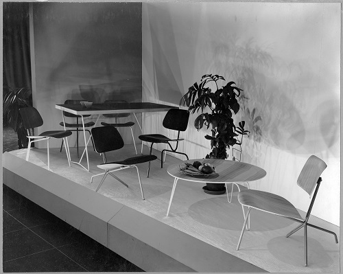 Charles and Ray Eames Icons of MidCentury Modern Design