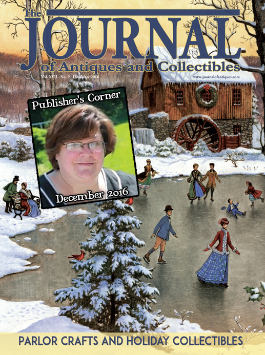 Publishers Corner: December 2016