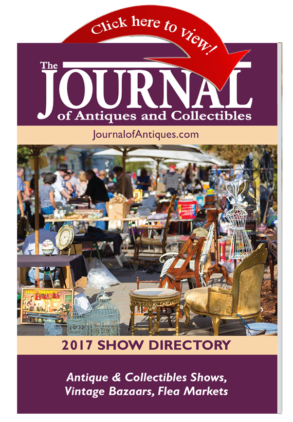 Journal of Antiques 2017 Antique Show Directory