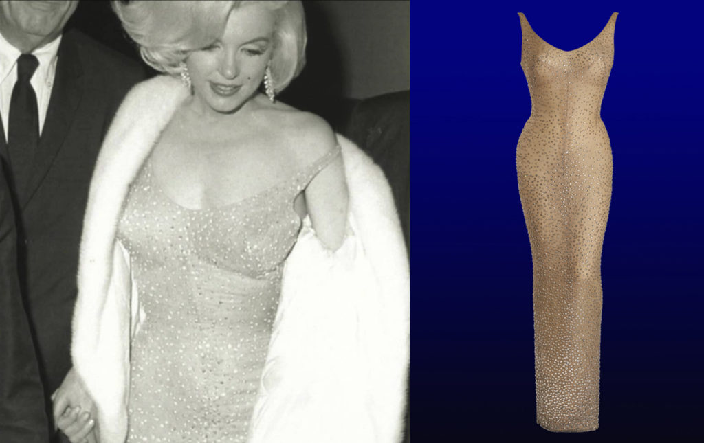 Gavels \'n\' Paddles: Marilyn Monroe dress, $4.81 million, Julien\'s