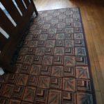 Craftsman-Style Floor Treatments