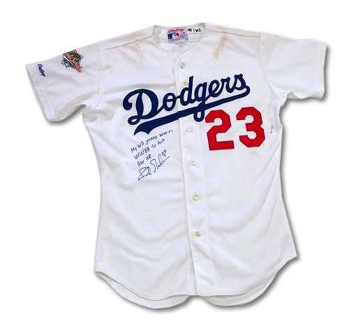 Championship Collectibles At Auction