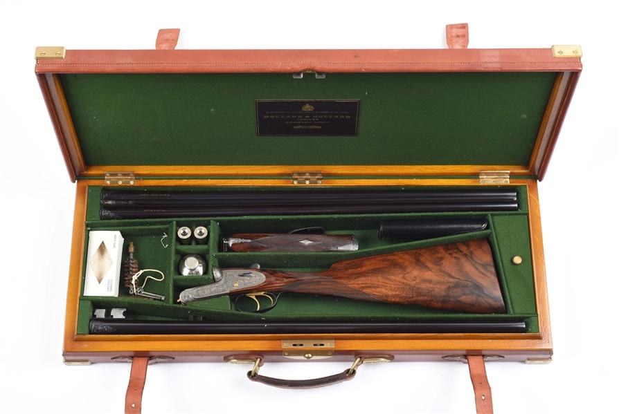 Gavels 'n' Paddles: Holland & Holland shotgun, $43,050, Morphy Auctions
