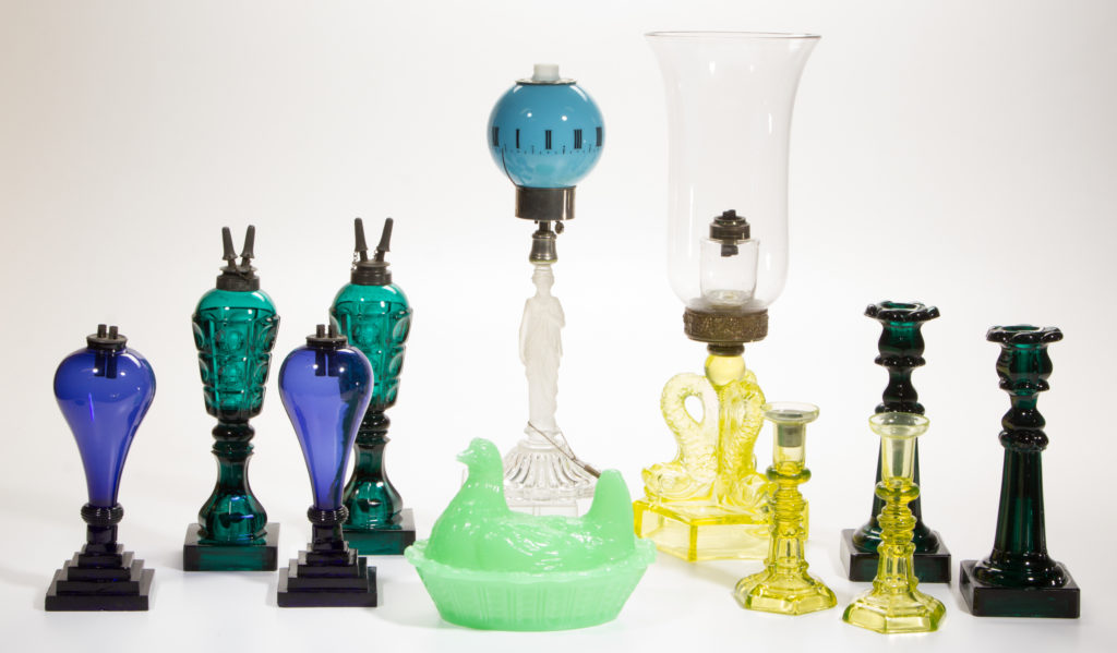 Jeffrey S. Evans 18th & 19th Century Glass & Lighting Auction, May 20
