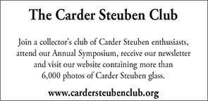 The Carder Steuben Club