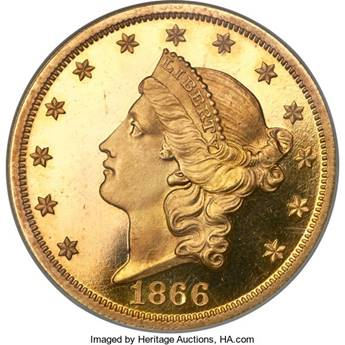 """Indiana Church Strikes Gold With Early """"In God We Trust"""" Rare Coin"""