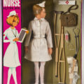 Gavels 'n' Paddles: 1967 GI Nurse in box, $4,200, Cordier Auctions