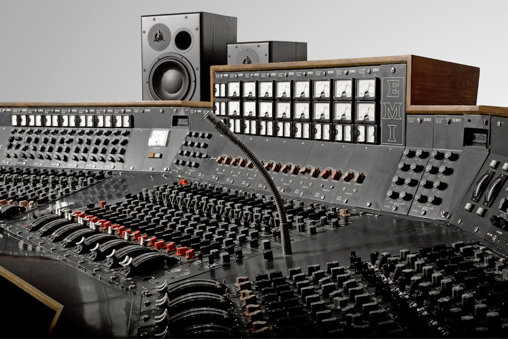 Gavels 'n' Paddles: Abbey Road studio console, $1.8 million, Bonhams