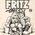 Gavels 'n' Paddles: Fritz the Cat comic cover art, $717,000, Heritage Auctions