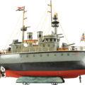 Gavels 'n' Paddles: German Marklin battleship, $150,000, Bertoia Auctions