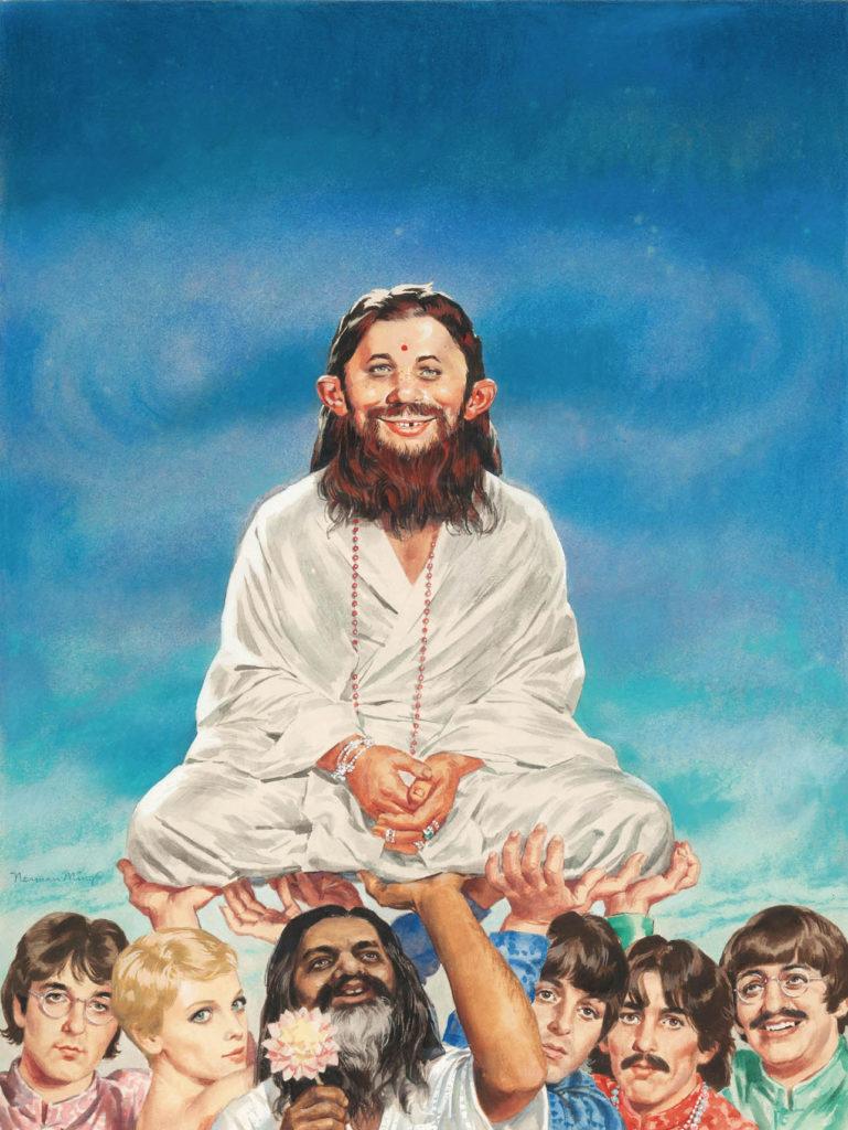 Gavels 'n' Paddles: MAD magazine cover art, $57,242, Hake's Americana