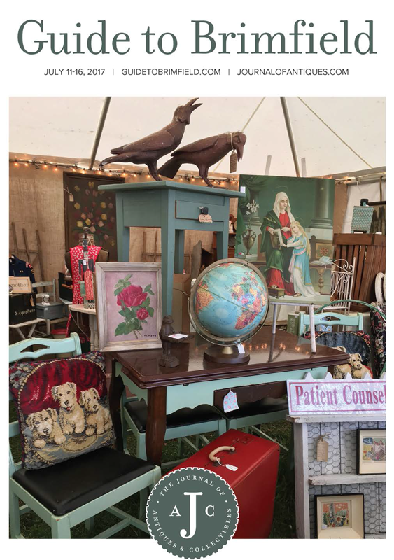 Guide to Brimfield - July 2017