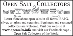 Open Salt Collectors