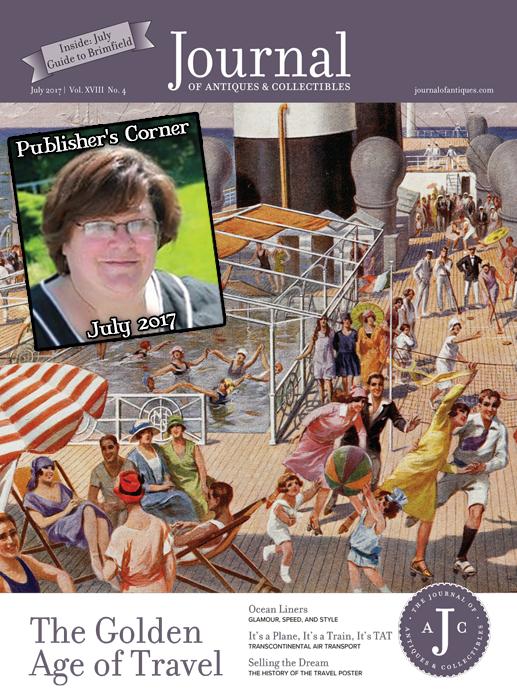 Publishers Corner: July 2017