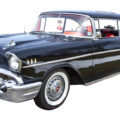 Gavels 'n' Paddles: 1957 Chevrolet Bel-Air, $31,860, Cordier Auctions