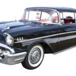 Gavels 'n' Paddles: 1957 Chevrolet Bel-Air, $31,860, Cordier Auctions