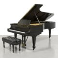 Gavels 'n' Paddles: Steinway grand piano, $22,500, John Moran