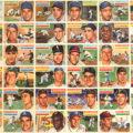 Gavels 'n' Paddles: Uncut sheet, baseball cards, $32,200, Blackwell Auctions